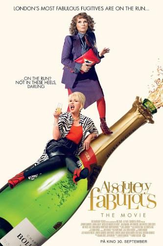 Absolutely Fabulous: The Movie (2016) เว่อร์สุด มนุษย์ป้า!