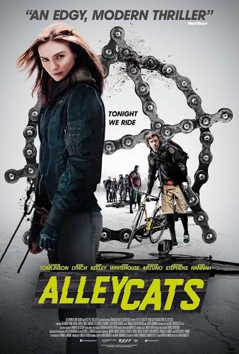 Alleycats (2016) ปั่นชนนรก [ซับไทย]