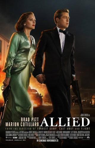 Allied (2016) สายลับพันธมิตร [ซับไทย]