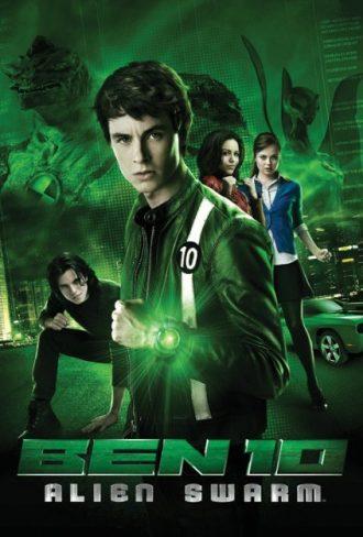 Ben 10 Alien Swarm (2009) เบ็นเท็น ฝ่าวิกฤติชิปมรณะ