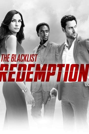 The Blacklist Redemption Season 1 EP.1-EP.8 (จบ) (ซับไทย)