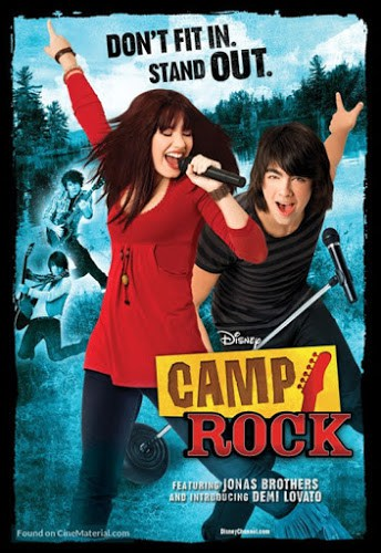 Camp Rock (2008) แคมป์ร็อค สาวใสหัวใจร็อค