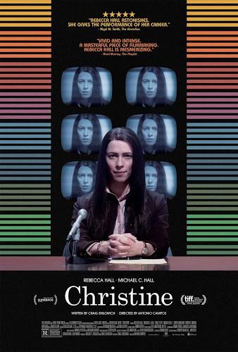 Christine (2016) คริสทีน นักข่าวสาว ฉาวช็อคโลก [ซับไทย]