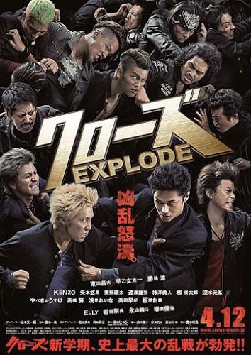 Crows Explode (2014) เรียกเขาว่าอีกา ภาค 3 [ซับไทย]