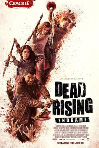 Dead Rising: Endgame (2016) [ซับไทย]