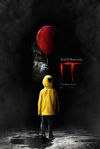 It (2017)  อิท โผล่จาก