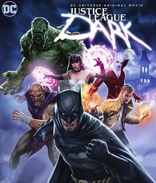 Justice League: Dark (2017) จัสติซ ลีก สงครามมนต์ดำ