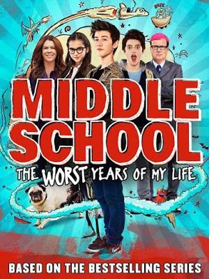 Middle school: The Worst Year Of My Life (2016) โจ๋แสบ แหกกฏเกรียน