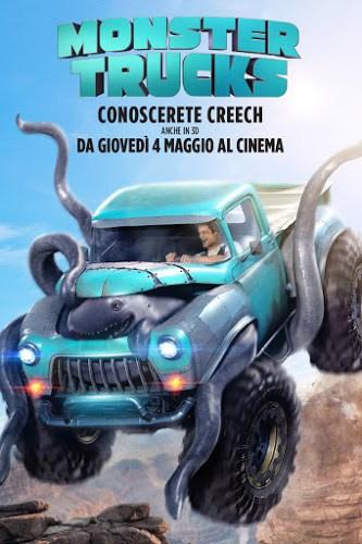 Monster Trucks (2017) บิ๊กฟุตตะลุยเต็มสปีด