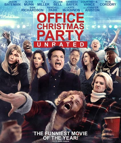 Office Christmas Party (2016) ออฟฟิศ คริสต์มาส ปาร์ตี้ [ซับไทย]