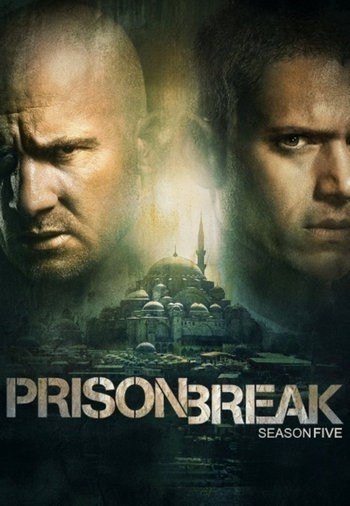 Prison Break Season 5 แผนลับแหกคุกนรก ปี 5 Ep.1-Ep.9 End (ซับไทย)