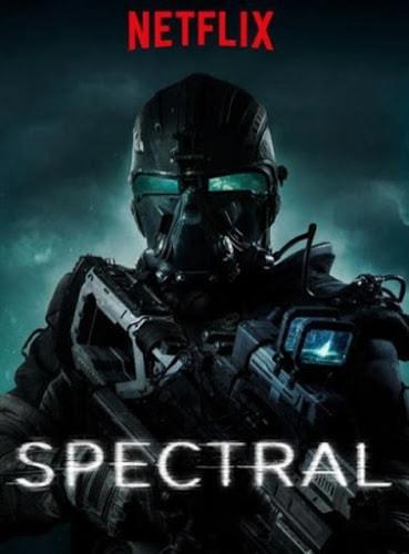 Spectral (2016) (ซับไทย From Netflix)