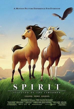Spirit Stallion of the Cimarron (2002) สปิริต ม้าแสนรู้มหัศจรรย์ผจญภัย