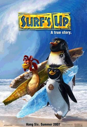 Surf's Up (2007) เซิร์ฟอัพ ไต่คลื่นยักษ์ซิ่งสะท้านโลก