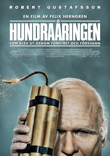 The 100-Year-Old Man Who Climbed Out the Window and Disappeared (2013) ชายร้อยปีผู้ปีนออกทางหน้าต่าง แล้วหายตัวไป