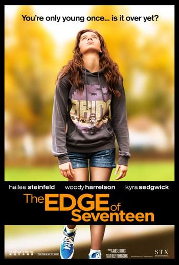 The Edge of Seventeen (2016) 17 วัยใส วันว้าวุ่น (ซับไทย)