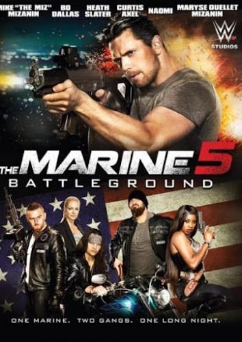 The Marine 5 Battleground (2017) เดอะ มารีน 5 คนคลั่งล่าทะลุสุดขีดนรก [ซับไทย]