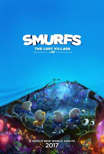 The Smurfs 3 The Lost Village (2017) สเมิร์ฟ 3 หมู่บ้านที่สาบสูญ