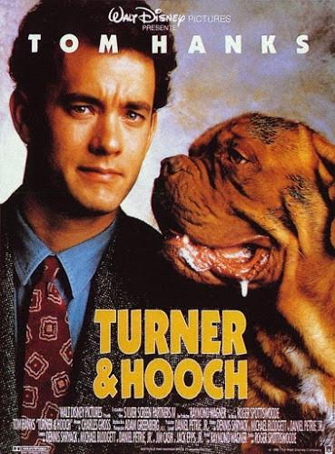 Turner & Hooch (1989) หล่อโย่งย่นบึ้ก