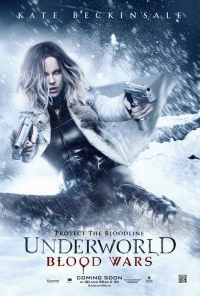 Underworld 5 Blood Wars (2016) มหาสงครามล้างพันธุ์อสูร