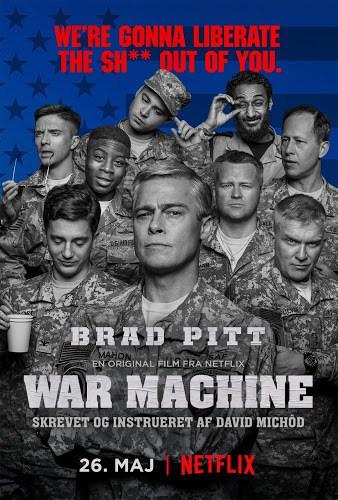 War Machine (2017) [ซับไทยจาก Netflix]