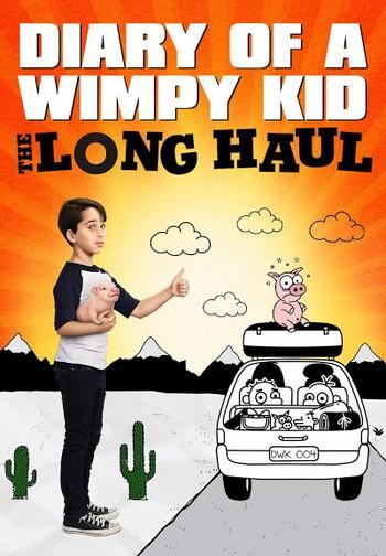 Diary of a Wimpy Kid The Long Haul (2017) ไดอารี่ของเด็กไม่เอาถ่าน 4 ตะลุยทริปป่วน