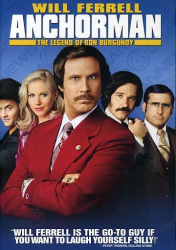 Anchorman: The Legend of Ron Burgundy (2004) ประกาศรบ แต่ดั้นนมาพบรัก