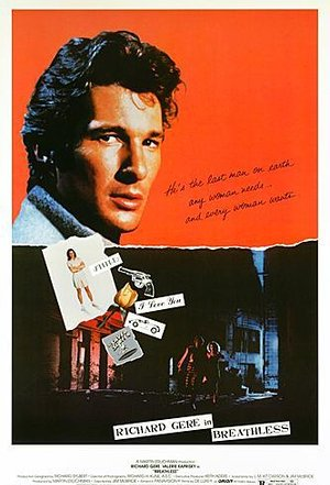 Breathless (1983) ทั้งหัวใจยอมตายเพื่อเธอ