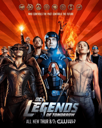 DCs Legends of Tomorrow Season 1 EP.1-16 End (ซับไทย)