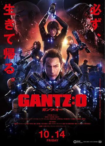 Gantz O (2016) กันสึ โอ [ซับไทย]