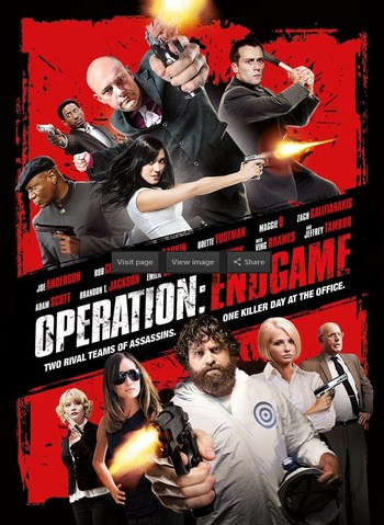 Operation Endgame (2010) ปฏิบัติการปิดออฟฟิศเชือด