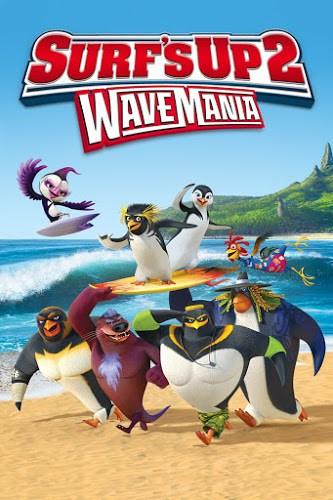 Surf's Up 2 WaveMania (2017) เซิร์ฟอัพ ไต่คลื่นยักษ์ซิ่งสะท้านโลก 2