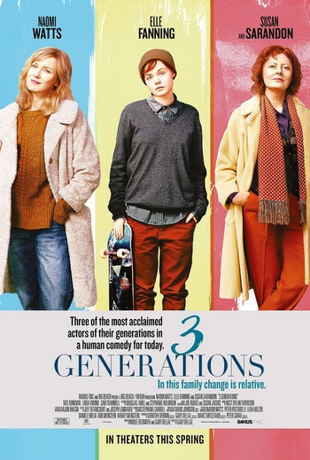 About Ray (3 Generations) (2015) เรื่องของเรย์