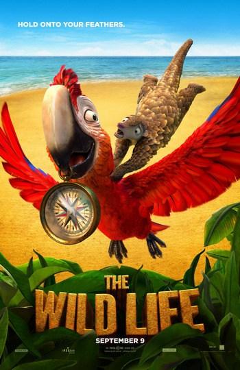 Robinson Crusoe (The Wild Life) (2016) โรบินสัน ครูโซ ผจญภัยเกาะมหาสนุก