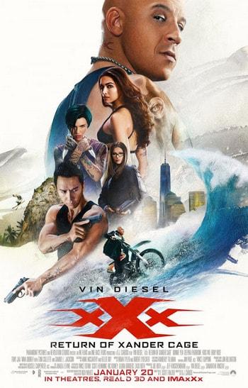 xXx 3 Return of Xander Cage (2017) ทริปเปิ้ลเอ็กซ์ 3 ทลายแผนยึดโลก