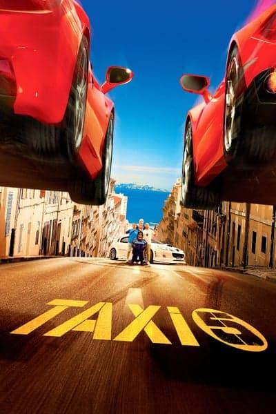 Taxi 5 (2018) โคตรแท็กซี่ ขับระเบิด