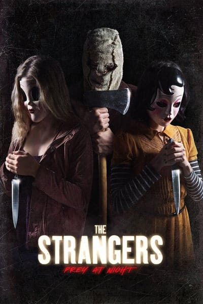 The Strangers 2 Prey at Night (2018) คนแปลกหน้า ขอฆ่าหน่อยสิ!