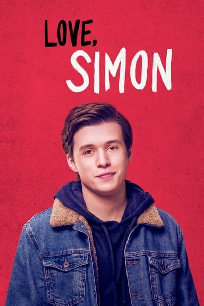 Love, Simon (2018) อีเมลลับฉบับ, ไซมอน