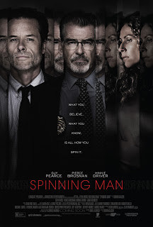 Spinning Man (2018) คนหลอก ความจริงลวง (ซับไทย)