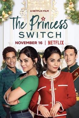 The Princess Switch (2018) เดอะ พริ้นเซส สวิตช์ สลับตัวไม่สลับหัวใจ (ซับไทย)