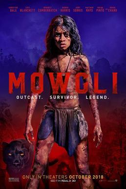 Mowgli Legend of the Jungle (2018) เมาคลี ตำนานแห่งเจ้าป่า (ซับไทย)