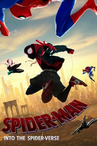 Spider-Man Into the Spider-Verse (2018) สไปเดอร์-แมน ผงาดสู่จักรวาล-แมงมุม