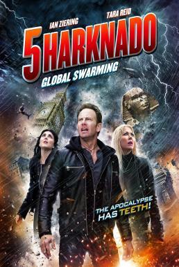 Sharknado 5 Global Swarming (2017) ฝูงฉลามทอร์นาโด 5 (ซับไทย)