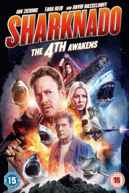 Sharknado 4 The 4th Awakens (2016) ฝูงฉลามทอร์นาโด อุบัติการณ์ครั้งที่ 4 (ซับไทย)