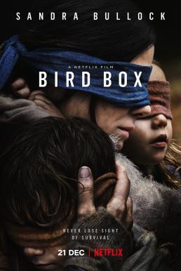 Bird Box (2018) มอง อย่าให้เห็น (ซับไทย)