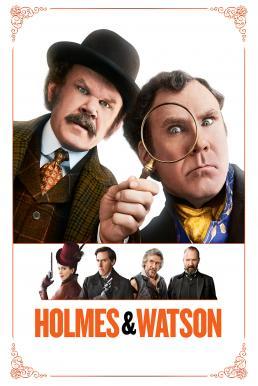 Holmes & Watson (2018) (ซับไทย)