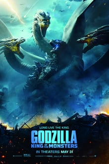 Godzilla King of the Monsters (2019) ก็อดซิลล่า 2 ราชันแห่งมอนสเตอร์