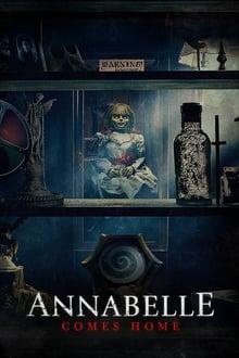 Annabelle Comes Home (2019) แอนนาเบลล์ ตุ๊กตาผีกลับบ้าน
