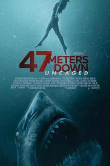 47 Meters Down Uncaged (2019) ดิ่งลึกสุดนรก
