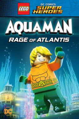 Lego DC Comics Super Heroes Aquaman Rage of Atlantis (2018) (ซับไทย)
